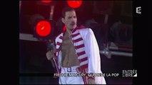 Freddie Mercury, Queen de la Pop