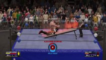 WWE 2K17 Extreme Moments and Fails Montage (S.3 Ep.17)(Featuring Table and Trash Can Glitches)