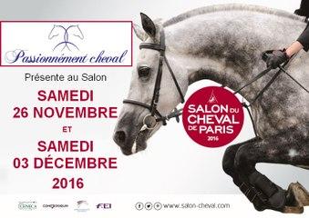 Meet-up Salon du Cheval de Paris