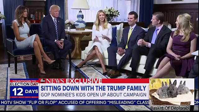 HD Tiffany Trump, Ivanka Trump, and Trump Family Interview