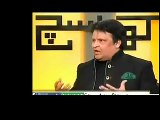 Pakistani Comedian Umar Sharif Talking Bullshit about Comedy nights With Kapil & Indian Actors 2015