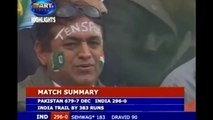 Virender Sehwag 183 to 200 Run with 4 4 4 4 1 ► Sehwag Destruction IND VS PAK ◄ Cricket Fights