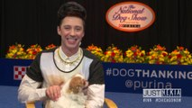 Olympic Figure Skater Johnny Weir Is #DogThanking For Thanksgiving