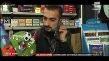 Un buraliste harcelé après la victoire d'un homme à l'Euromillions dans son bureau de tabac