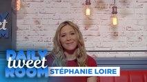 """Stéphanie Loire : """" Je suis une grande fan de Julien Doré."""" -#DailyTweetRoom"""