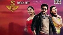 Singam 3 Songs   Official Track List   Tamil   #S3   Suriya   Anushka   Shruti Haasan   TFPC