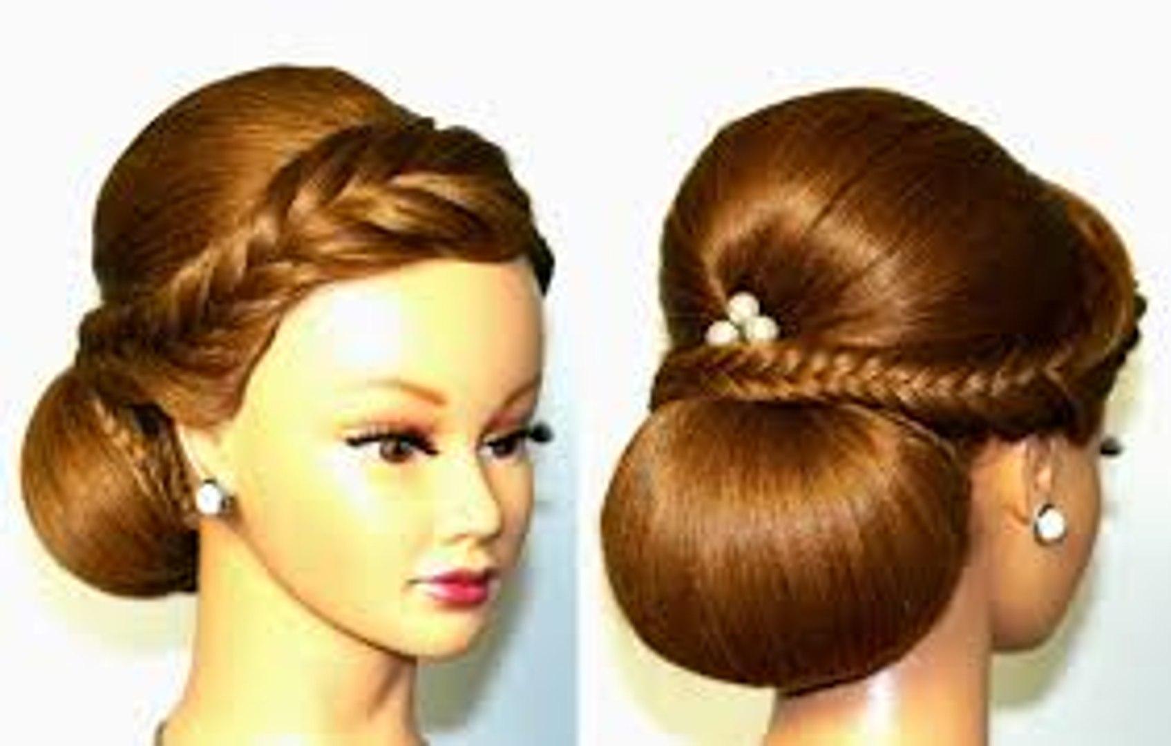 Wedding Hair Styles 2016-17 _ Latest Hair styles _ Awesome Hair styles