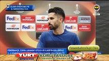 Alper Potuk Röportajı #FBTV - Fenerbahçe 2-0 Zorya Luhansk