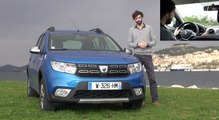 Dacia Sandero Stepway restylée 2017 [ESSAI VIDEO] : Stepway to heaven