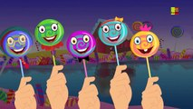 dedo familia globo | canción dedo familia| Balloon Finger Family | Finger Family Collection