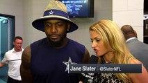 Dez Bryant Roasts Josh Norman in Postgame Comments | Redskins vs. Cowboys | NFL