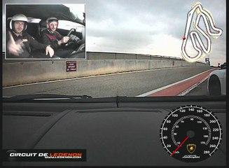 Votre video de stage de pilotage B050201116LEDE0018