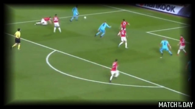 Sergio Romero Amazing Save - Manchester United vs Feyenoord 0-0 - Europa League 25-11-2016 HD