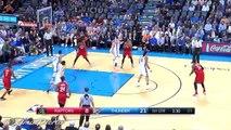 Toronto Raptors vs Oklahoma City Thunder - 1st Half Highlights | Nov 9, 2016 | 2016-17 NBA Season