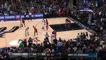Spurs Fail to Convert | Rockets vs Spurs | November 9, 2016 | 2016-17 NBA Season