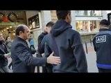 Young Boy Trolls New Zealand Rugby Team on Irish Street