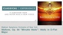"""Frédéric Chopin : Waltzes, Op. 64 """"Minutte Waltz"""": Waltz in D-Flat Major"""