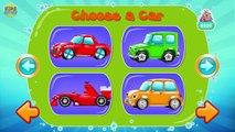 MONSTER TRUCK | Monster Trcuk Wash |Car Wash Games |Candy Car Wash | Car Wash App
