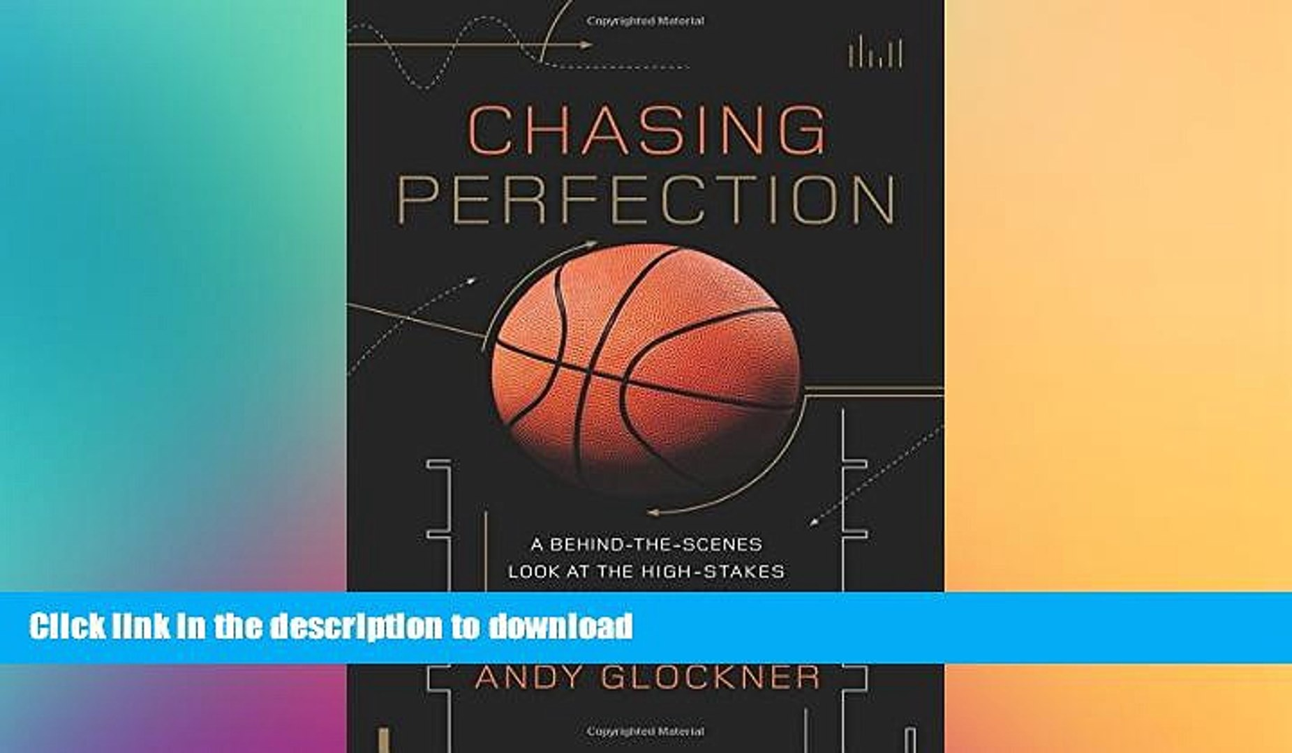 FAVORITE BOOK  Chasing Perfection: A Behind-the-Scenes Look at the High-Stakes Game of Creating
