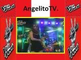 """La Voz Perú 14-12-2015 Roberto Herrera canta """"Bailando"""""""