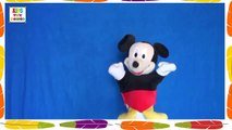 Mickey Mouse Cartoon Toy London Bridge Is Falling Down | London Bridge Mickey Mouse Children Rhymes