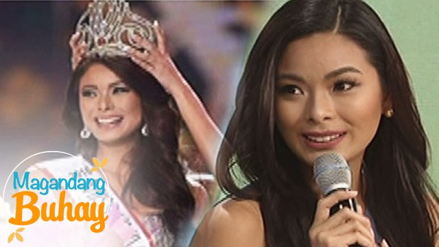 Magandang Buhay: How did Maxine get into beauty pageant?