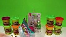 Giant Shopkins Season 4 Homeware Play Doh Surprise Egg - Shopkins Season 4 Comfy