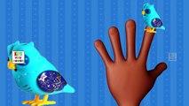 Little Live Pets Tweet Talking Owl and Baby Kids Toys Cartoon Finger Family Children Nursery Rhymes