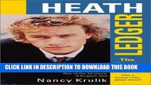 Books Heath Ledger: The Heath Is On! Download Free