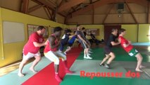 La lutte au service du rugby : Renforcement coopération