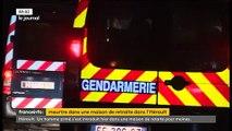 Hérault: Un homme armé a tué une femme dans une maison de retraite pour Moines - Il est en fuite