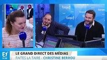 Sur France 5 c'est Toussaint, sur France 2 c'est Thouroude et sur Canal c'est tout raté !