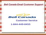 !1-844-449-0455! Bell Canada Email Customer Support Phone Number