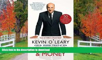 FAVORITE BOOK  Cold Hard Truth On Men, Women, and Money: 50 Common Money Mistakes and How to Fix