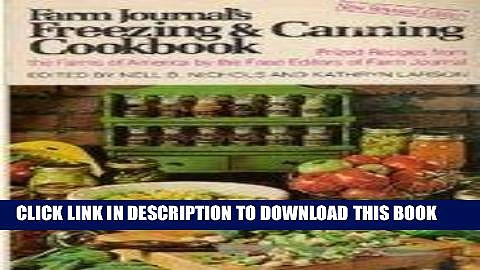 MOBI Farm Journal s Freezing and Canning Cookbook: Prized Recipes from the Farms of America by