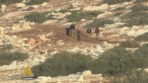 Palestinians evicted from Jordan Valley homes