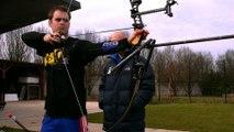 Sport, au coeur de l'entraînement - Tir à l'arc - Jean-Charles Valladont Teaser