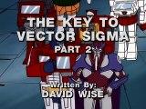 Transformers: Generation 1 Cap. 57 - La Llave Hacia El Vector Sigma, Parte 02 (Audio Latino)