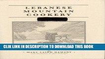 [PDF] Lebanese Mountain Cookery Full Online
