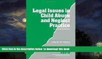 GET PDFbooks  Legal Issues in Child Abuse and Neglect Practice (Interpersonal Violence: The