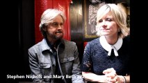 Stephen Nichols and Mary Beth Evans of Days of our Lives at 2016 Day of Days Event