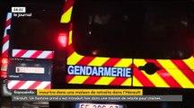 Hérault Un homme armé a tué une femme dans une maison de retraite pour Moines - Il est en fuite_512x384