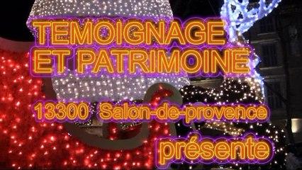 13300 salon de provence arrivee du pere noel temoignage et patrimoine art communication esprit artcomesp cite nostradamus