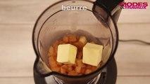 Une bonne tartine de beurre de pomme