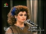 WARDA - 3agabi / وردة - موال عجب العجب -  حفل الجزائر 1983