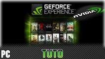 Geforce Experience Nvidia | TUTO | FR | Réglage Stream TWITCH Youtube + Optimisé BATTLEFIELD 1