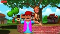 Ek Madari Aaya Hindi Rhymes for Children | The Monkey Song