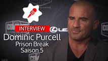 Prison Break : quelle relation entretiennent Dominic Purcell et Wentworth Miller ?