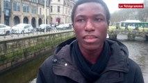 Williams Kemadjou. Le sans-papier médaillé d'or aux Olympiades des métiers  régularisé