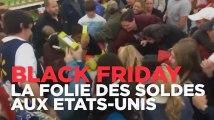 """Black Friday"" : ce monde est fou"